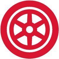 Icona servizio Pneumatici