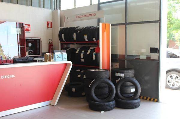 Locazione pneumatici nuovi - Officina Italia Argelato
